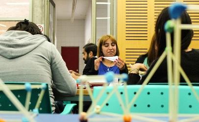 Profesores de San Vicente participan en cursos científicos del Museo Interactivo Mirador