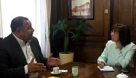 """Alcalde Segovia: """"Graneros sufre el despojo de la ex comisaría por oscuras maniobras políticas"""""""