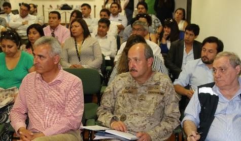 Subsecretario Sergio Galilea encabeza primera reunión en la Región de O'Higgins como Coordinadorde Reconstrucción