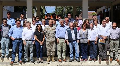 Subsecretario del MOP y Coordinador Nacional de la Reconstrucción se reúne con mundo público –privado
