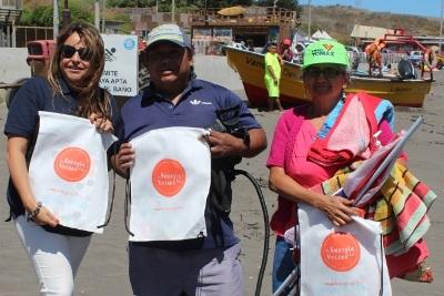 """Con """"La Energía del Verano"""" se invita a turistas a visitar balnerarios de la Región de O´Higgins"""
