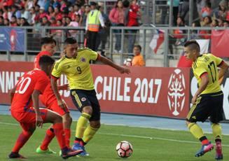Chile derrota a Colombia y queda a un paso de clasificar al Mundial