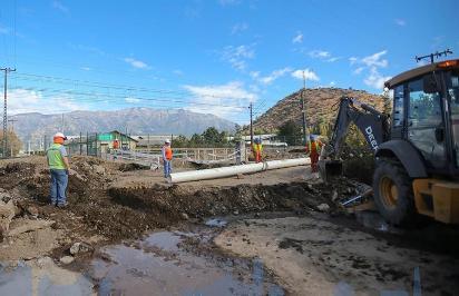 Se inician los trabajos para construir tercer paso a nivel en Graneros