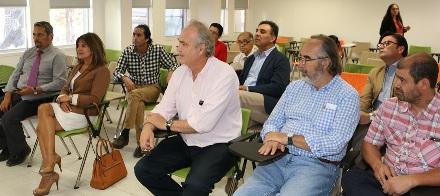 Comisión de Educación visita dependencias de la Universidad de O´Higgins