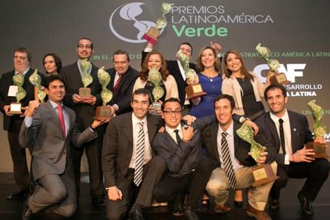 Ministerio del Medio Ambiente, ONG´s, empresas y emprendedores participaron del lanzamiento en Chile de los Premios Latinoamérica Verde