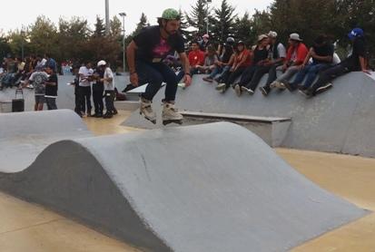 Rancagua vivió su primer campeonato nacional de roller