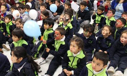 Niños celebraron el Día del Libro