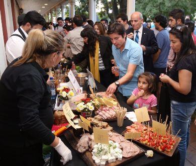 Masivo lanzamiento del proyecto Barrio Gastronómico de Rancagua, primer polo gastronómico de la sexta región