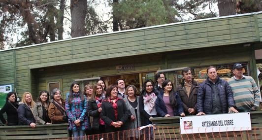 SERNATUR junto a BancoEstado lanzan octava versión del concurso Mujer Empresaria Turística en localidad de Coya
