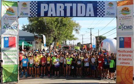 4º Corrida Pichidegua 2017