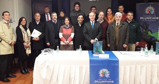 Corporación del Libertador realizó su VII asamblea anual de socios