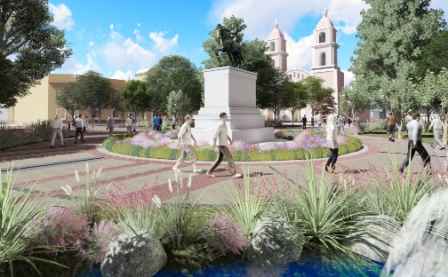 Abren consulta online para recoger visiones de las futuras intervenciones al centro de Rancagua