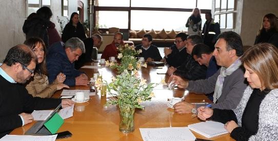 Consejo Regional conoce proyecto que busca potenciar el turismo enológico en Cachapoal