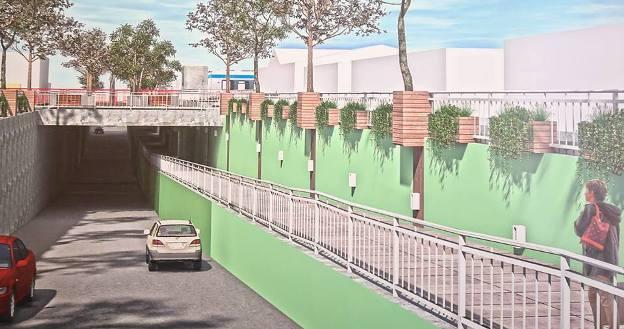 Graneros traspasa terrenos a empresa española  que construirá anhelado paso bajo nivel