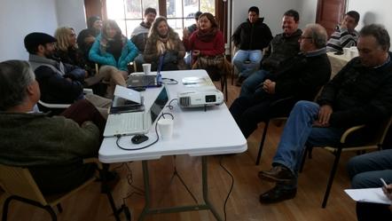 Productores apícolas participan del taller Análisis de la temporada de Exportación de Abejas Reinas