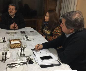 COLMED Rancagua se reúne con Jefe de División Salud de CORMUN
