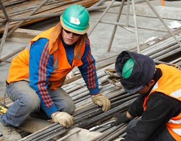 550 empresas de la construcción serán fiscalizadas por la DT