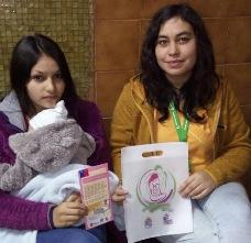 """Hospital de Coinco difunde campaña """"Crecemos Juntos"""""""