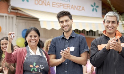Culmina exitosamente Campaña 2017 de Fondo Esperanza en O'Higgins