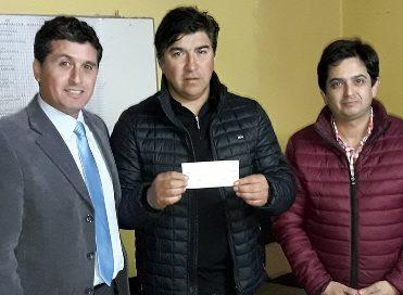 Municipio entrega millonarias subvenciones a organizaciones de la comuna