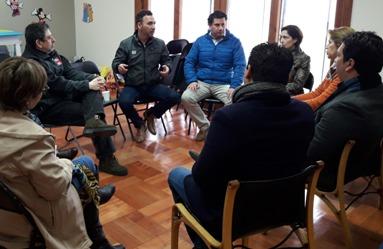 En Casa de la Inclusión de SENADIS O'Higgins se realiza primer taller para organizaciones sociales
