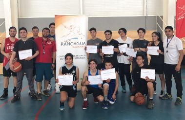 Polideportivo de Rancagua cumplió un año de exitosa contribución a la comunidad