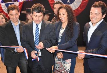 """Exitosa jornada inaugural de """"La Gran Fiesta de Chile en Chimbarongo"""""""