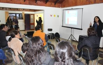Obras Públicas informó importantes proyectos a vecinos de Olivar