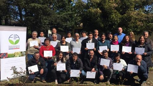 Líderes rurales fortalecen sus organizaciones a través de la innovación