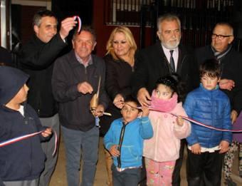 Tras 29 años vecinos de población Jorge Alessandri cumplen el sueño de contar con una sede social