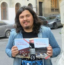"""Disponibles los libros """"Crónicas de Pichilemu"""" y """"Camino al Progreso"""" en formato físico"""