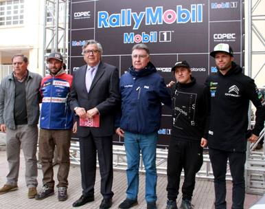 RallyMobilarranca con súper especial nocturna en Rancagua