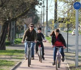 Municipio rancagüino invita a aprender sobre el uso de las ciclovías