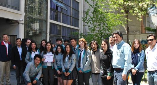 Premian a ganadores de concurso de proyectos innovadores para alumnos de turismo de la Región de O'Higgins