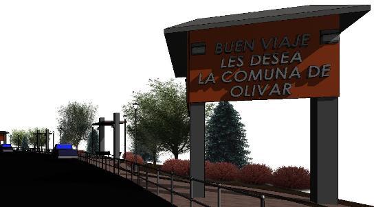 Olivar se adjudica proyectos que le cambiarán la cara a la comuna