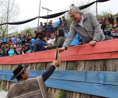 Fiesta Campesina de Chancón se desarrolló con una gran concurrencia y un marcado ambiente familiar