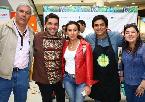 Con gran éxito se realizó la primera Feria de Hortalizas de la Región de O'Higgins