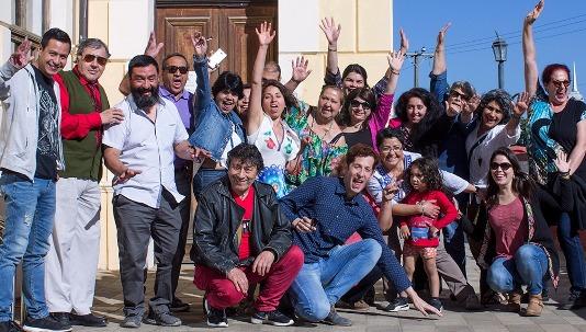 Con invitados de Lota y Lo Espejo se realizó el Tercer  Encuentro de Organizaciones Culturales Comunitarias