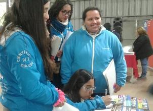 En San Vicente se realizó Feria Vocacional