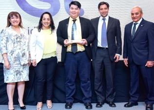 Comité paritario de planta Rosario recibe reconocimiento del IST