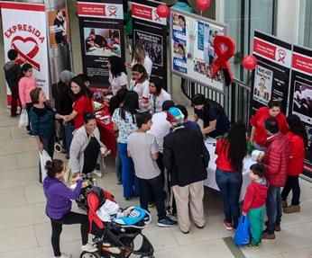 Hospital Regional LBO realizó jornada de difusión y sensibilización contra el SIDA