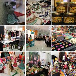 Exitoso Bazar FE: Una Navidad hecha a mano
