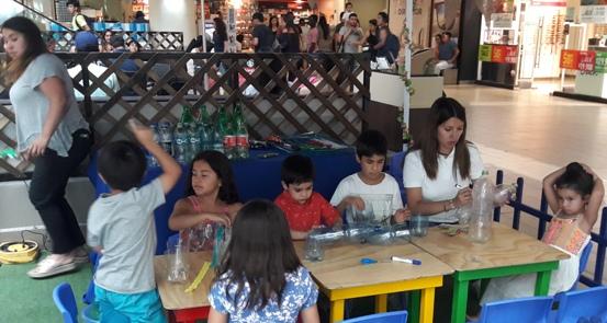 Open Plaza Rancagua trae un renovado y entretenido Open Kids, más variadas actividades para este Verano 2018