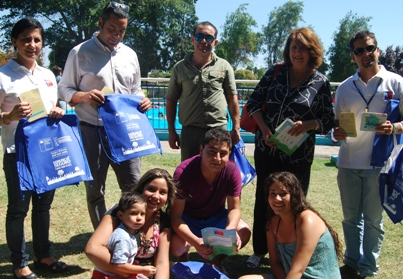 """Campaña """"Verano Seguro en Cachapoal"""" recorre las 17 comunas de la Provincia"""