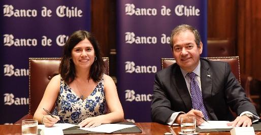 Estudiante de San Fernando gana beca PSU del Banco de Chile