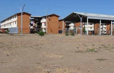 Nueva área verde les brindará mayor seguridad a los vecinos de población Baltazar Castro