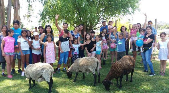 SERNATUR O'Higgins inicia temporada alta del Programa Turismo Familiar