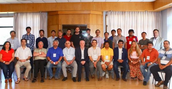 Destacados especialistas en Matemáticas se reunieron en Conferencia Internacional organizada por la UOH