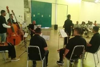 Director regional participó en presentación de Orquesta Penitenciaria