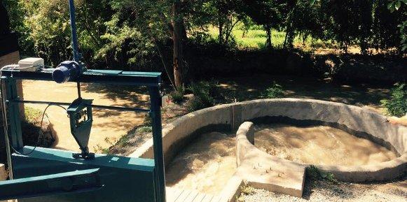 Inauguran primera turbina de energía micro hidroléctrica en la comuna de Doñihue
